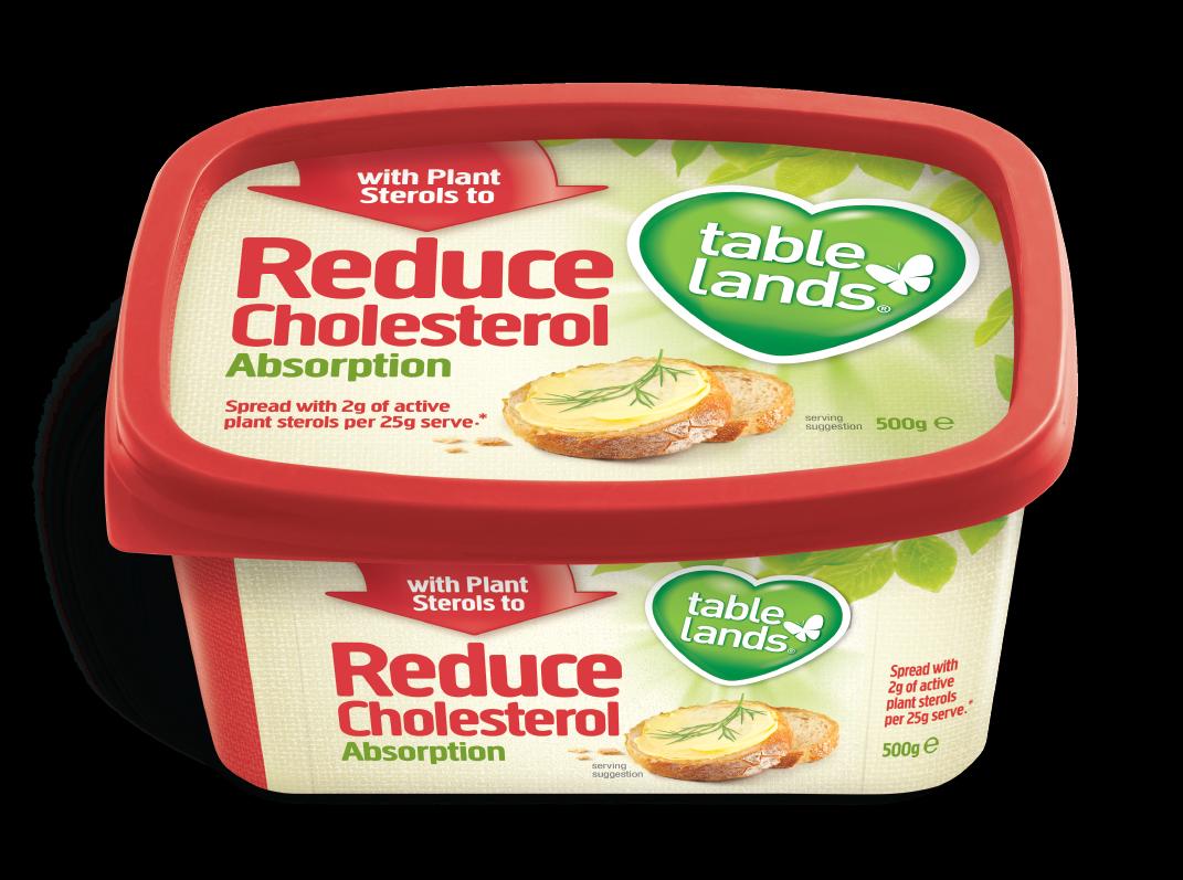 Tablelands Reduce Cholesterol <span>Absorption Spread 500g</span>